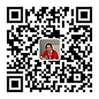 张涵的微信订阅号二维码